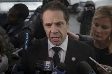 El gobernador de Nueva York