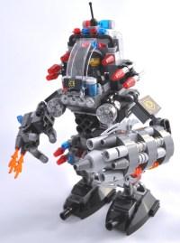 MOC: Bad Cop Mech Suit - Special LEGO Themes - Eurobricks ...
