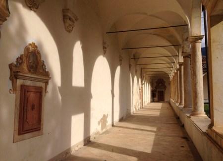 Chiostro della Certosa di Calci