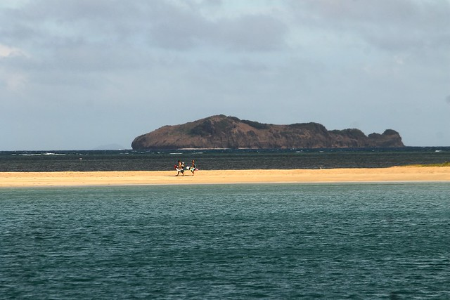 Kitesurfing/Kiteboarding in Cuyo Island, Palawan