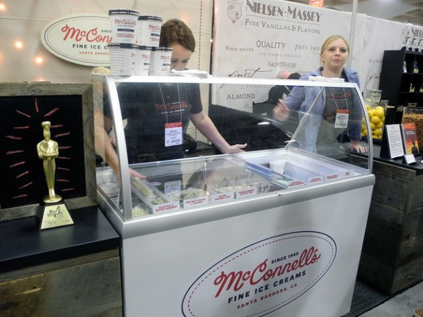 Winter Fancy Food Show McConnell's Ice Cream
