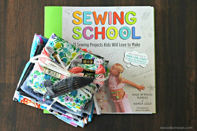 Sewing School Book Review