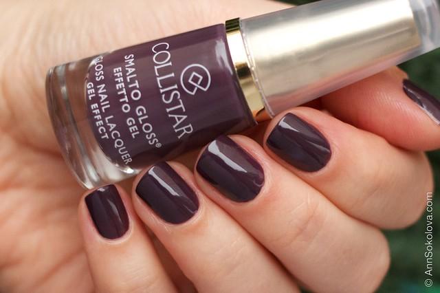 03 Collistar Gloss Nail Lacquer #563 Borgogna Anna
