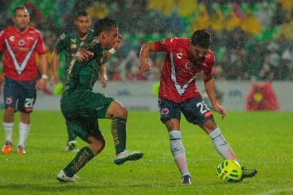Santos contra Veracruz