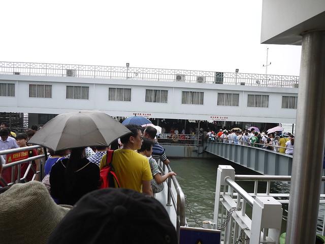 【郵輪】皇家加勒比 海洋航行者—香港-廈門-沖繩-香港 Day 2-2 @ Once in a life time :: 痞客邦