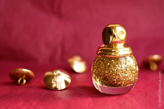 01 Dior Diorific Vernis #001 Golden Shock
