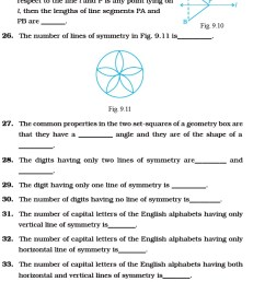 Class 6 Important Questions for Maths – Symmetry and Practical Geometry    AglaSem Schools [ 1584 x 647 Pixel ]