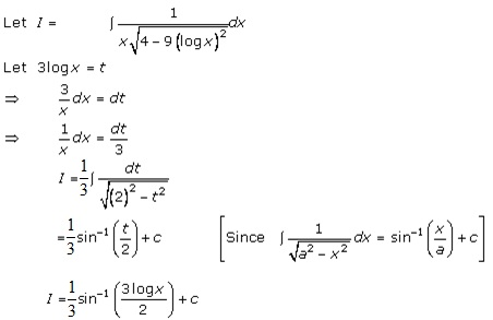 RD Sharma Class 12 Solutions Chapter 19 Indefinite Integrals Ex 19.13 Q7