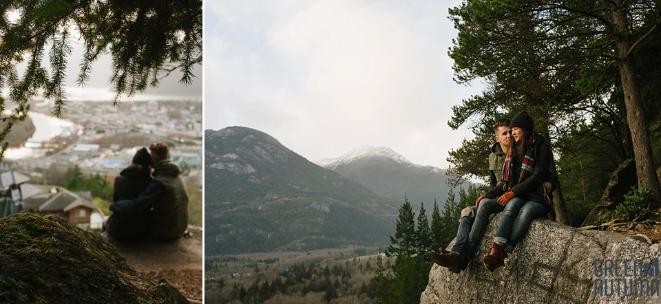 Squamish Smoke Bluffs Park Engagement Photography_0015
