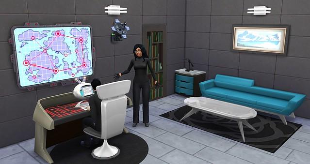 The Sims 4 Secret Agent Career Guide SimsVIP