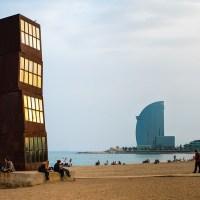 Barcelona en 15 y 50mm