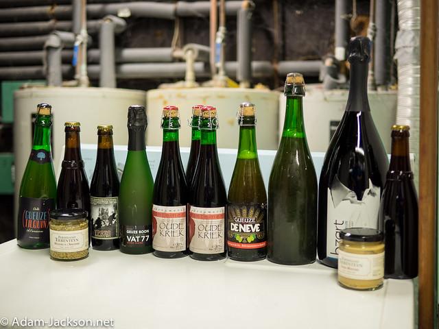 Belgian Beer Haul 12-29-14