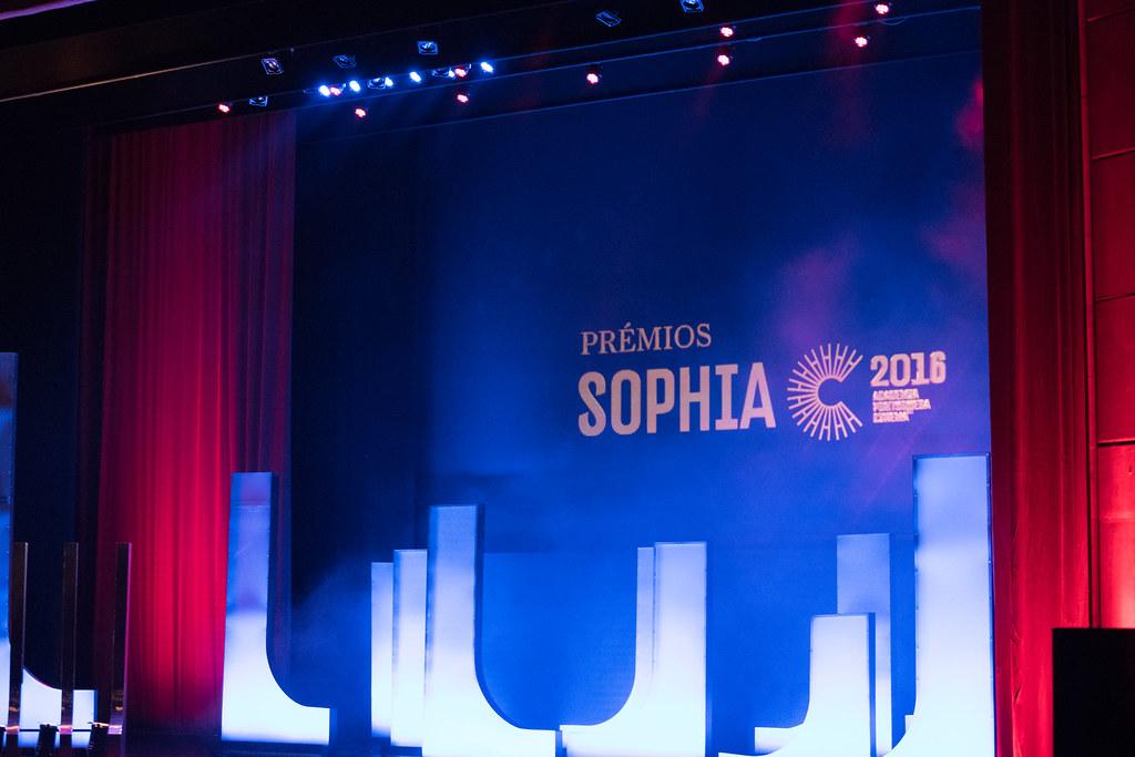 Prémios Sophia 2016