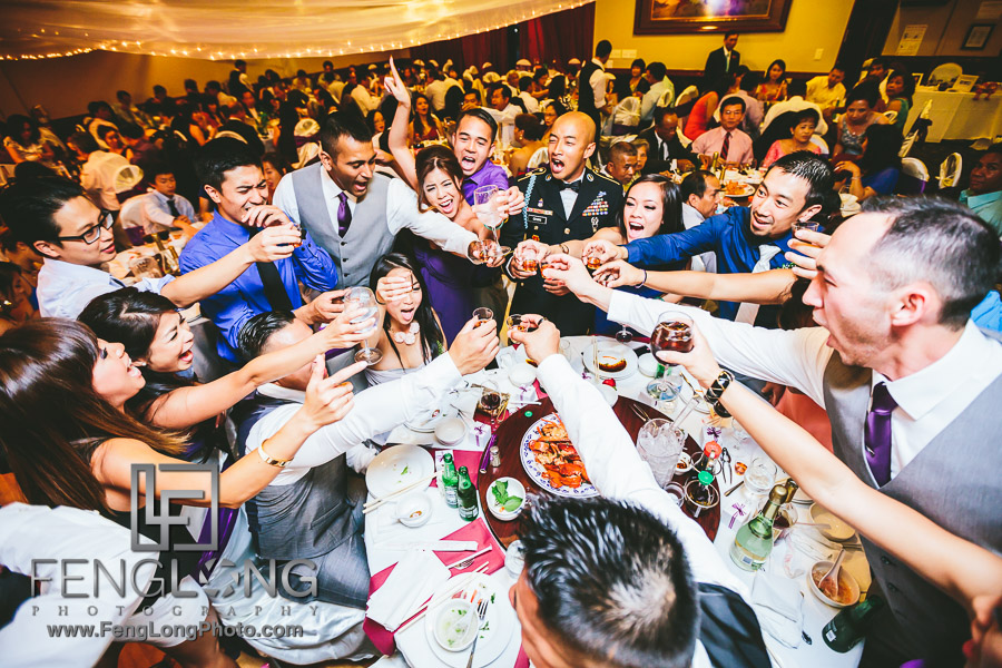 Atlanta Vietnamese Wedding at Vien Hong