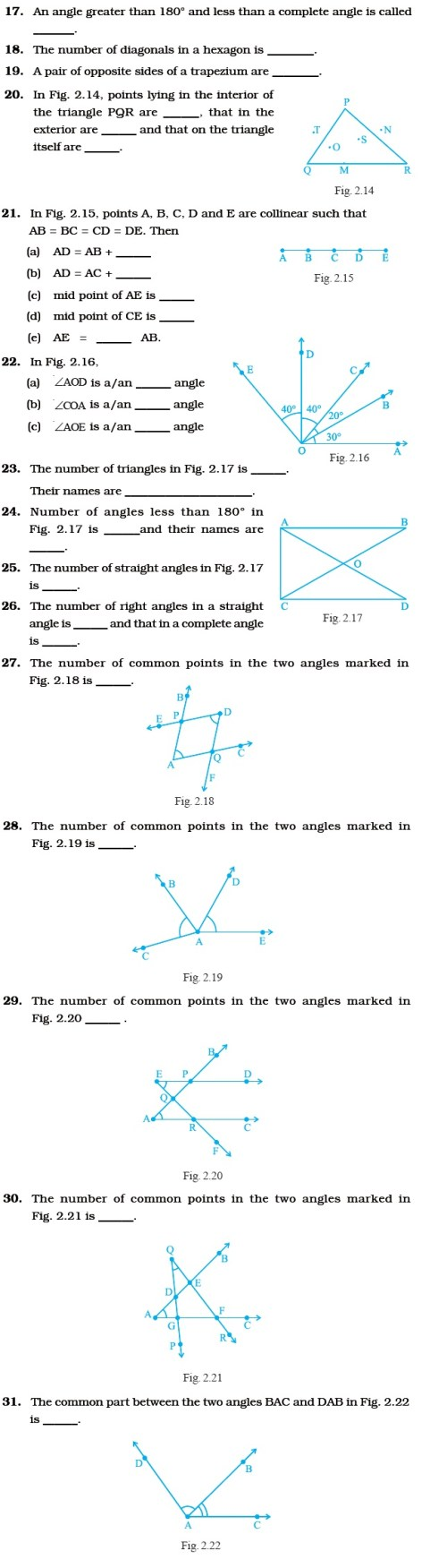 small resolution of Class 6 Important Questions for Maths – Geometry   AglaSem Schools
