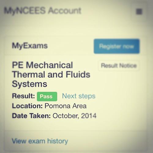 [證照] Professional Engineer Exam 美國專業工程師考試 | 傑克的部落格