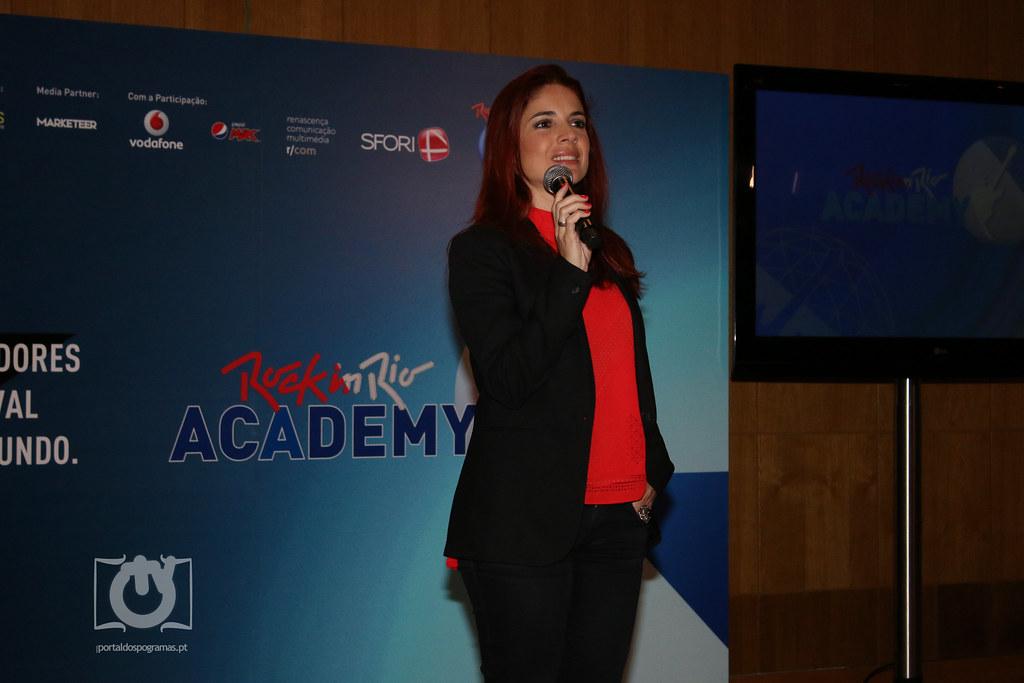 Rock In Rio Academy - Apresentação