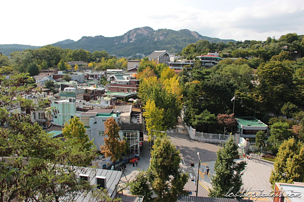 30 Sep 2014: Samcheongdong 삼청동 | Seoul, South Korea