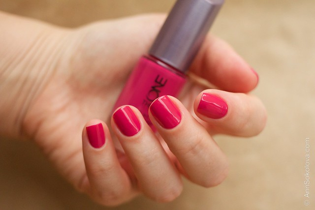 16 Oriflame The One Fuchsia