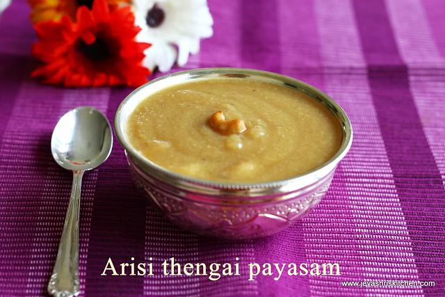 thengai-payasam