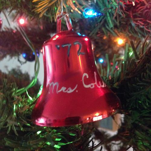 Plastic Kindergarten bell