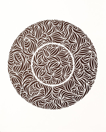 TerraSkin paper - Cricle series-4