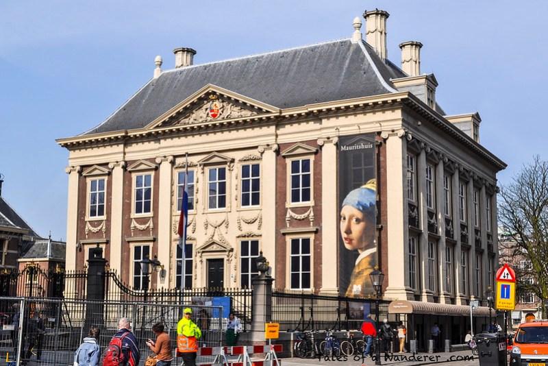 DEN HAAG - Mauritshuis