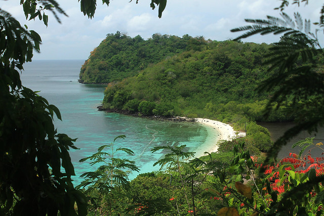 Ramos Beach, Marungas Island, Sulu