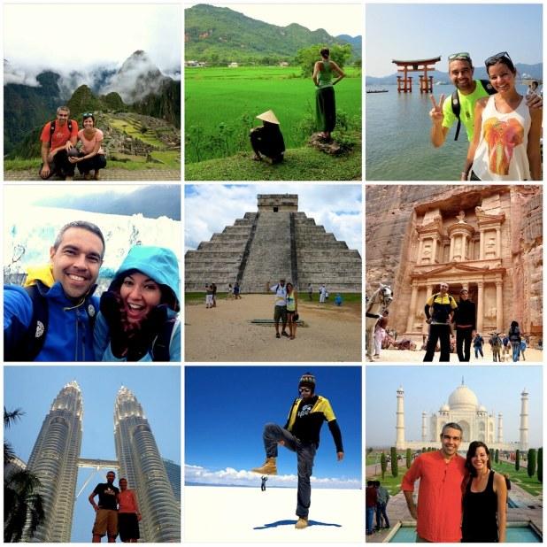Lo mejor de viajar por el mundo