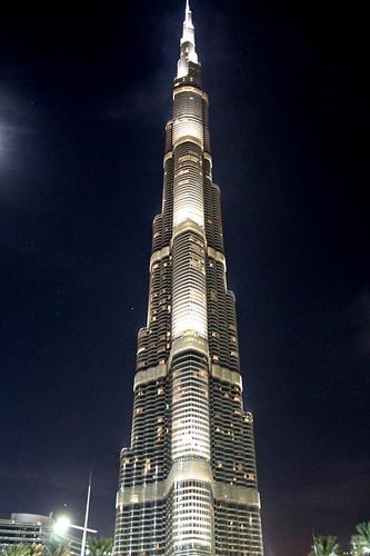 Edificio más alto del mundo
