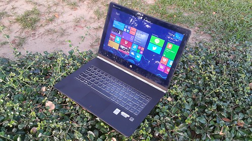 Lenovo Yoga 3 Pro Laptop mode