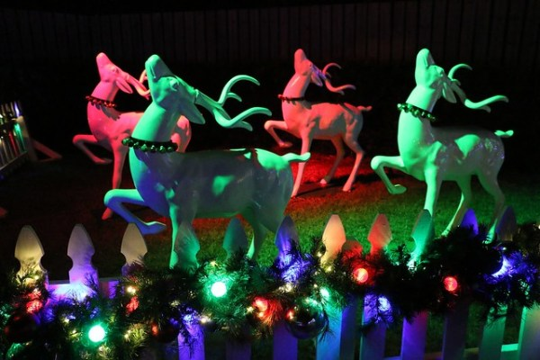 Christmas Town 2014 shrinks in size but not in spirit at Busch ...