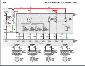 ABS Cycling and Wiring Diagram Help • MyE28