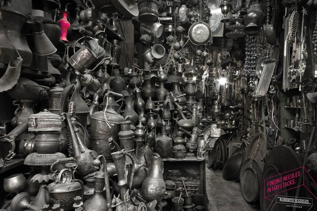 Roberto Haddad Auctions - Finding Needles In Haysticks 2