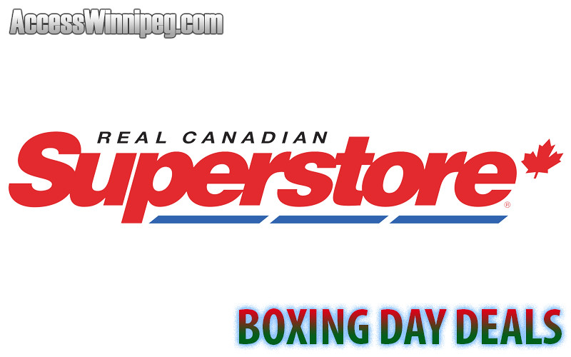 Superstore Boxing Day Deals 2017