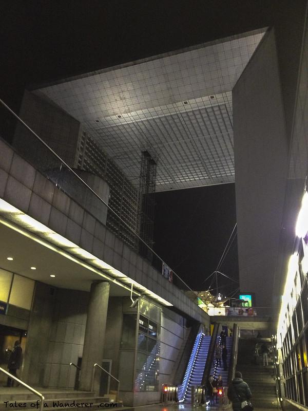 PUTEAUX - Grande Arche de la Défense