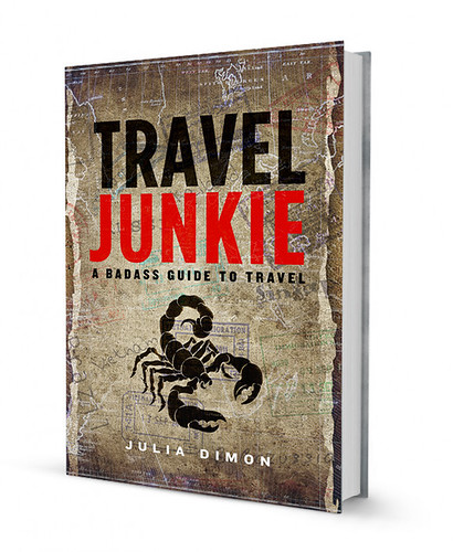 solo female adventure travel guide book