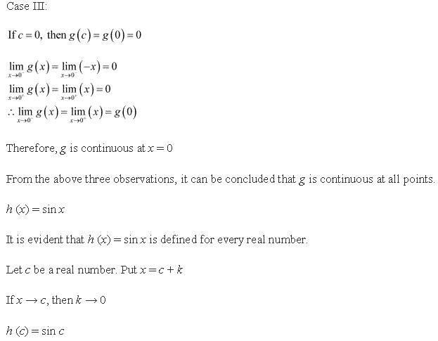 RD Sharma Class 12 Solutions Chapter 9 Continuity Ex 9.2 Q10-iii