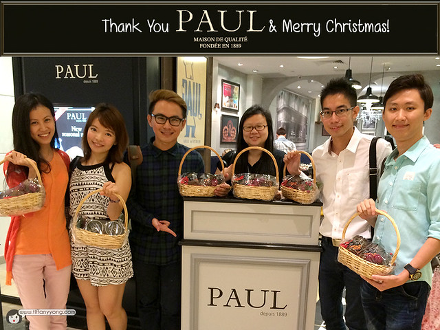 PAUL bloggers