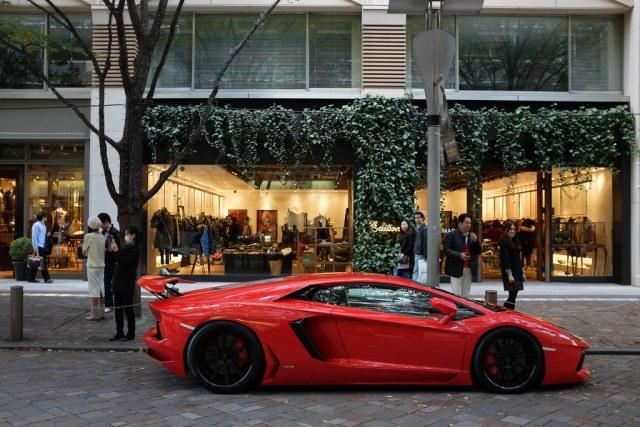Lamborghini Aventador 2014/11/23 X1003103