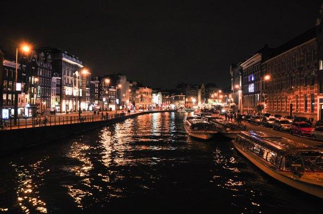 Amsterdam Punaisten Lyhtyjen Katu