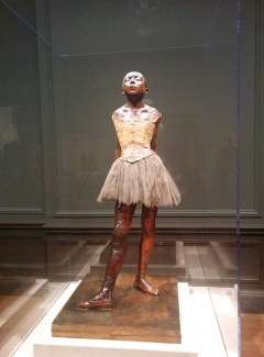 Degas's Little Dancer