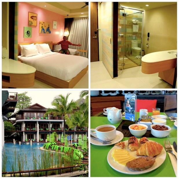 Holiday Inn Ao Nang Beach, Tailandia
