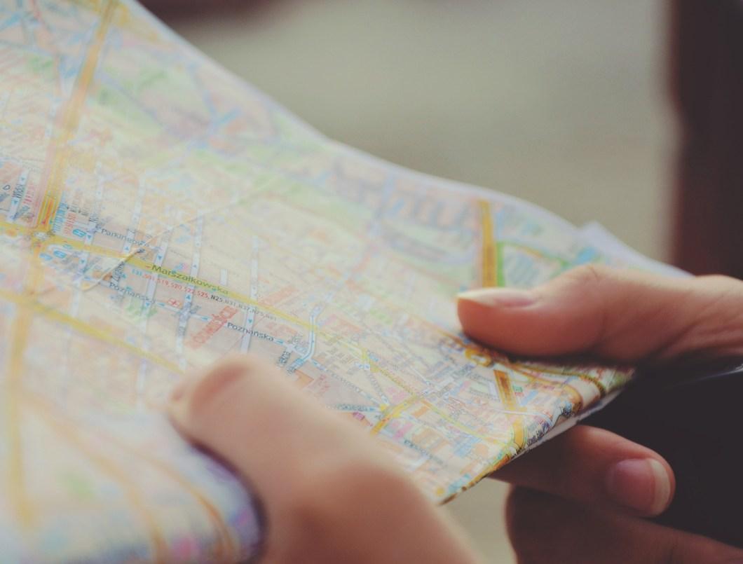 Imagen de un mapa gratis en alta resolución