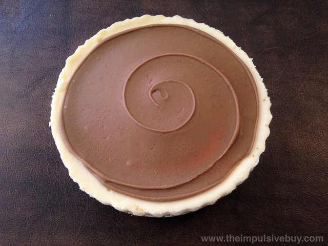 Trader Joe's Speculoos Cookie Butter Cheesecake 2