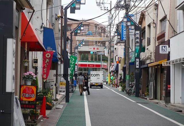 下北沢 3 一番街