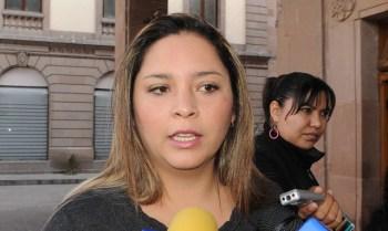 Regidora Margarita Hernández Fiscal