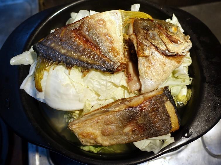 蒜香鮮魚火鍋 1