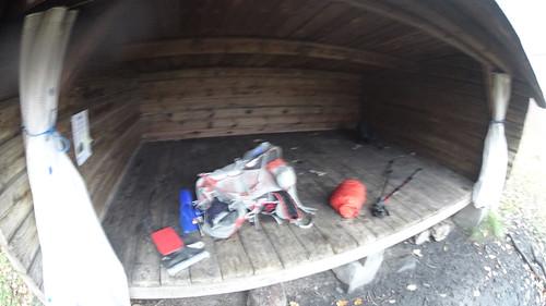 Packningen i Agusa-vindskyddet