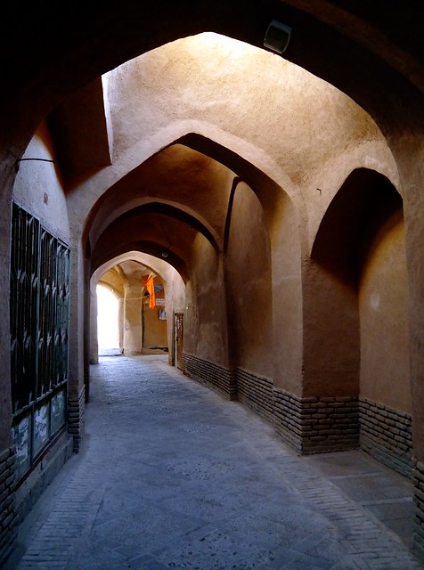 Arches in the Alley